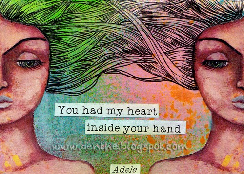 my heart inside your hand nr7