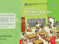 Buku Siswa Kelas 6 SD Pendidikan Agama Islam dan Budi Pekerti K13 Revisi 2018