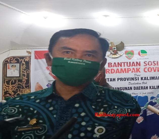 BST Provinsi Kalteng di Pulang Pisau Dicarikan Mulai 7 Juli