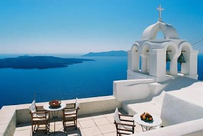 Santorini case