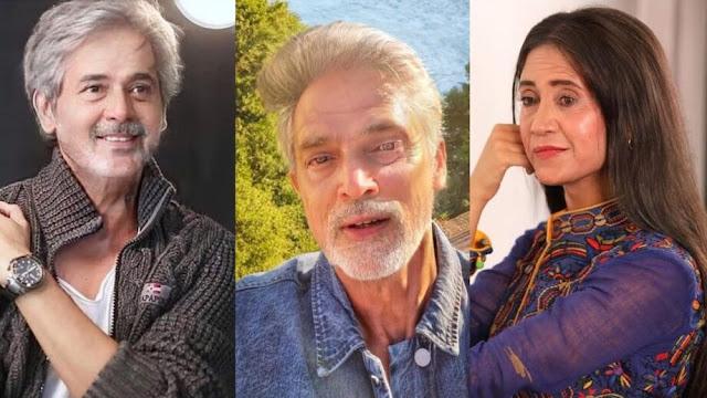 Surbhi Jyoti, Mohsin Khan, Parth Samthaan, Shivangi Joshi, Randeep Rai in 'Old Age' FaceApp challenge