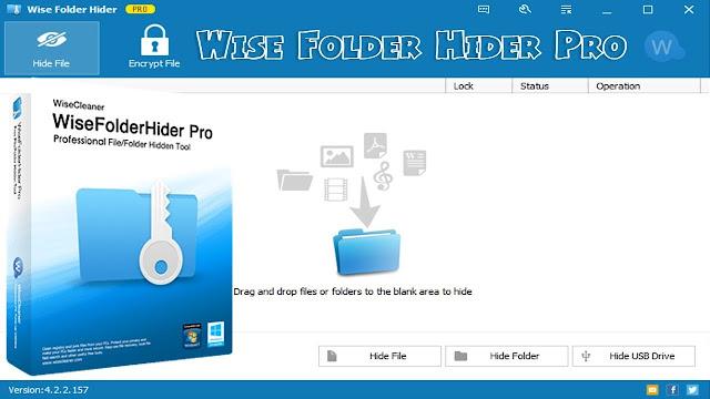 تحميل برنامج اخفاء وقفل الملفات للكمبيوتر برقم سري او نمط مثل الموبايل download wise folder hider