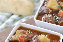 Slow Cooker Irish Stew Recipe
