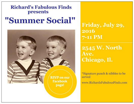 "Don't forget.... THIS Friday.... the ""Summer Social"" at RFF!"
