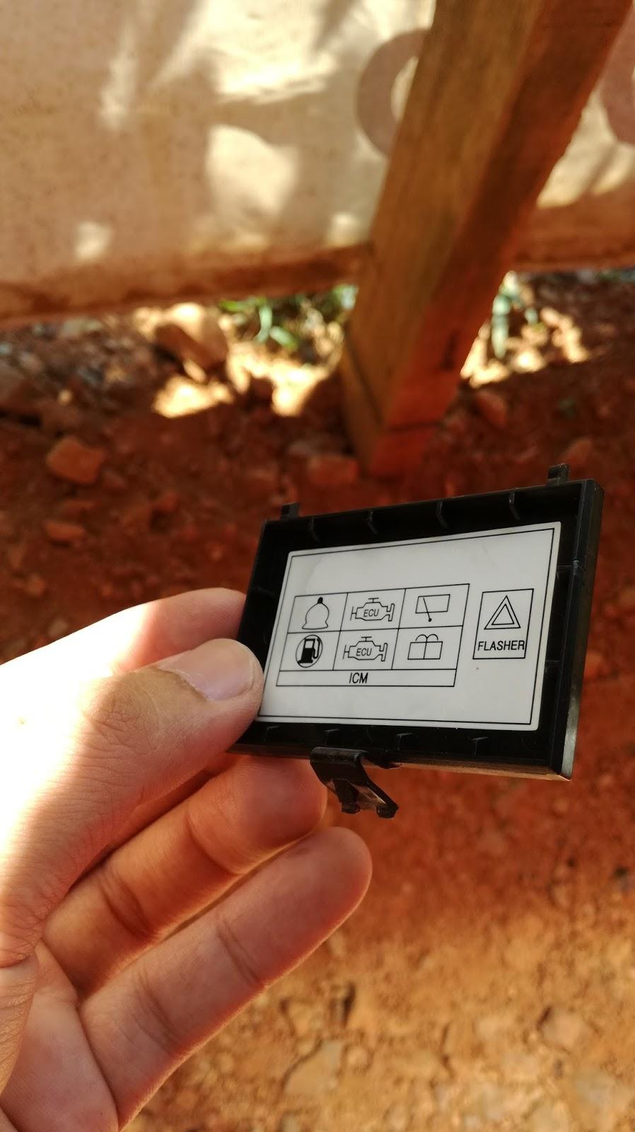 Blog Maza: Lokasi ICM Relay / Fuel Pump Relay Proton Gen2