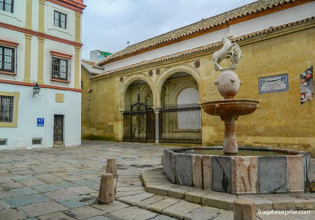 Plaza del Potro, Córdoba, Andaluzia
