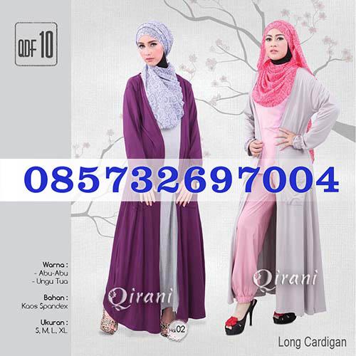 Jual Gamis Qirani Agen Qirani Jakarta HP 085732697004