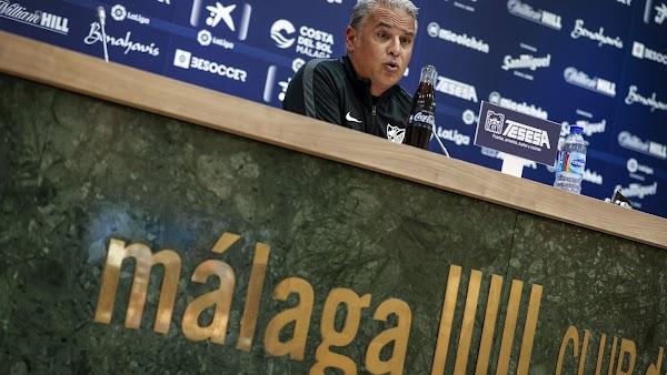 """Pellicer - Málaga -, sobre su renovación: """"Todo a su tiempo"""""""