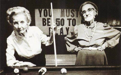 seniors and masters blackball pool