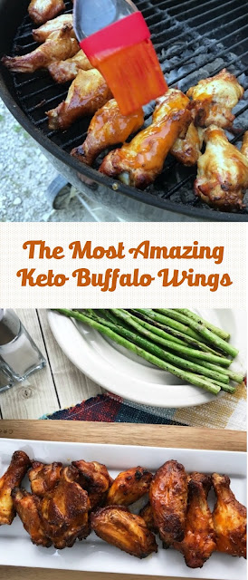 The Most Amazing Keto Buffalo Wings