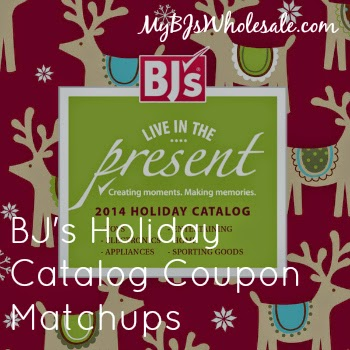 BJs Coupons and Deals for the 2014 Holiday Catalog