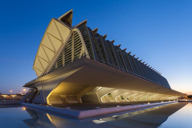 Museu das Ciências Príncipe Felipe, Valencia