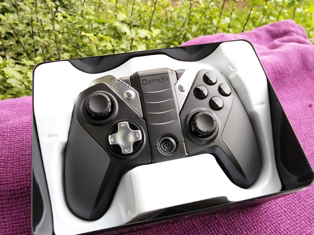 Gamesir G4s: The Must Bring Android Game Controller Inwards 2016!