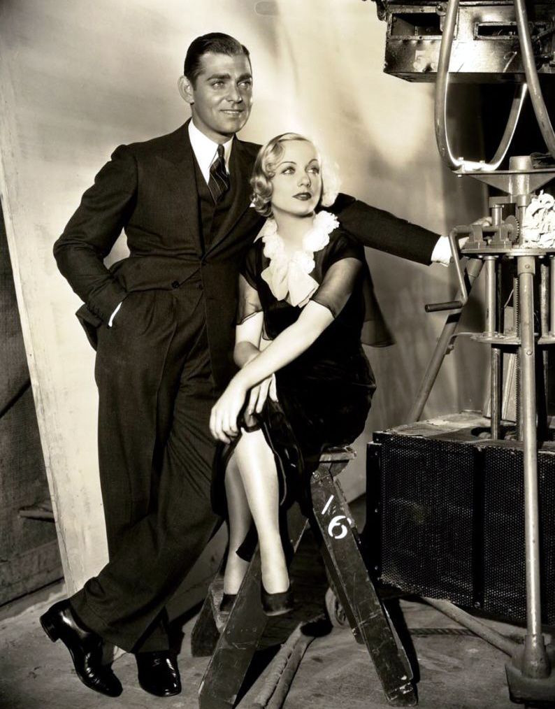 Clark Gable Ehepartnerinnen