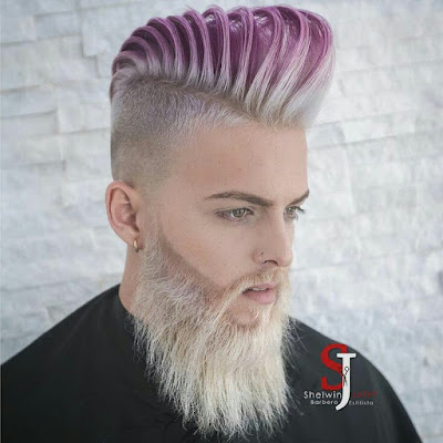 New amazing Trending Hair Style Look boys Picture