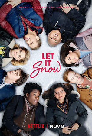 Poster Of Free Download Let It Snow 2019 300MB Full Movie Hindi Dubbed 720P Bluray HD HEVC Small Size Pc Movie Only At worldfree4u.com