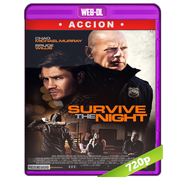 Survive the Night (2020) WEB-DL 720p Latino