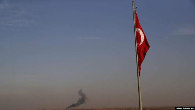 Comienza la invasión turca a Libia