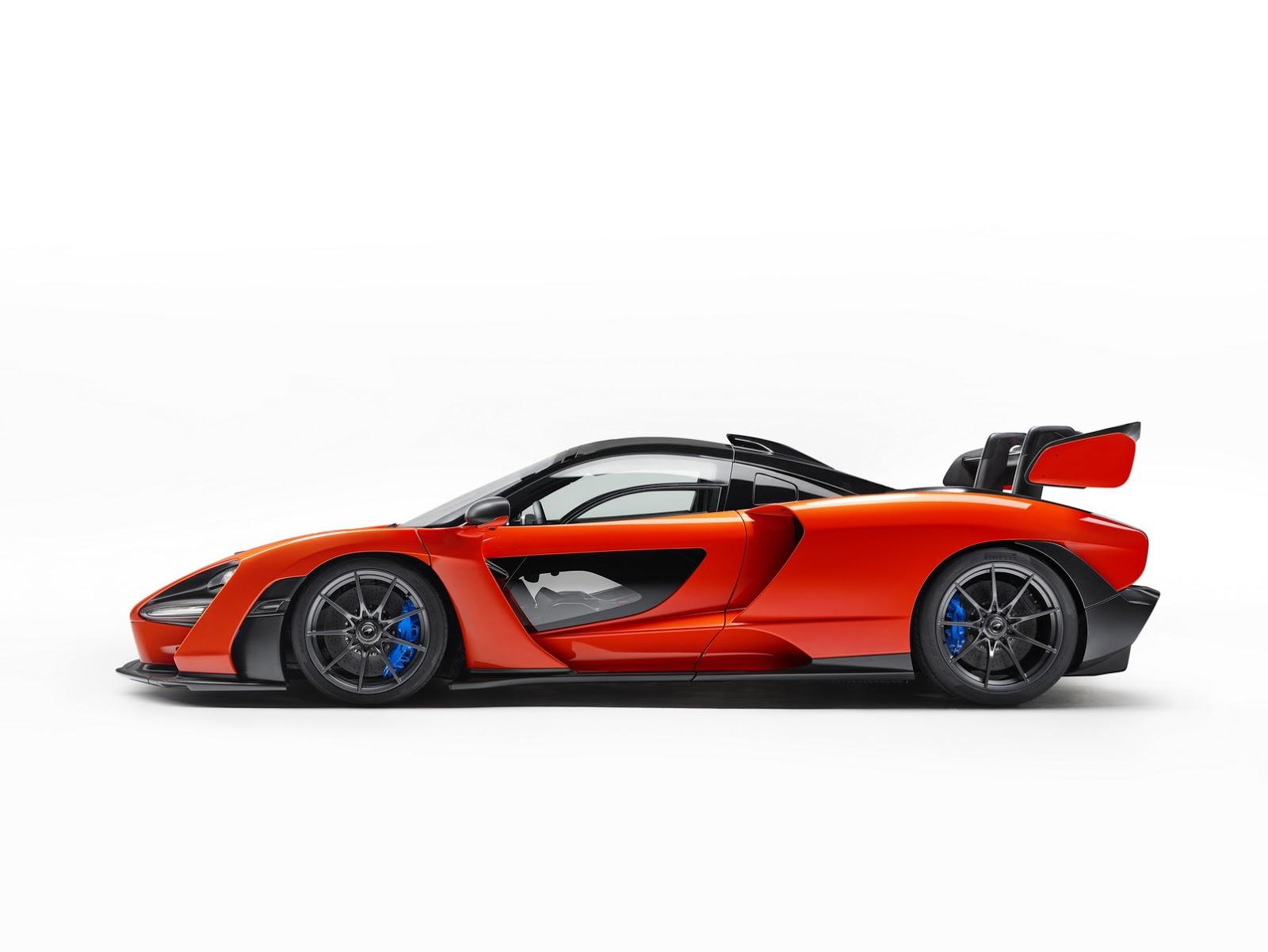 Watch McLaren Senna Polarises The World With Controversial Hypercar Design video