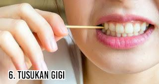Tusukan Gigi