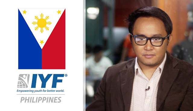 David Lozada, IYF Representative in Philippines