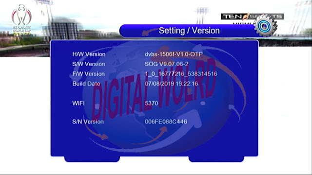 Discovery-X6-DR-555HD RECEIVER 1506F-512-4M-SOG-V9.07.06 NEW SOFTWARE