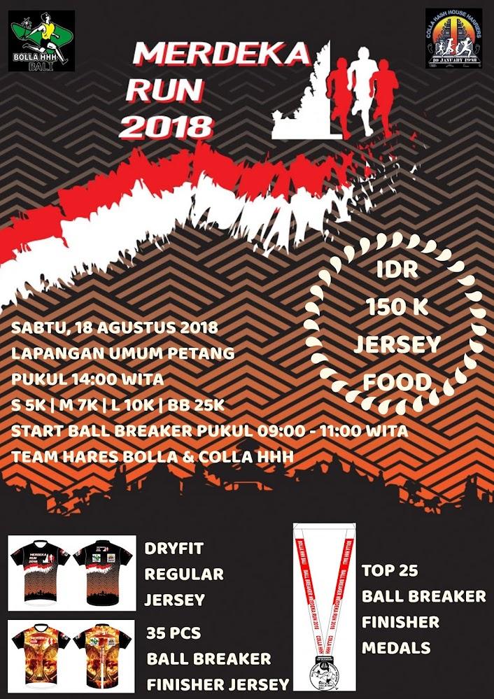 HHH Merdeka Run • 2018