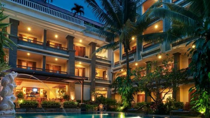 Hotel Ini Terletak Di Jalan Kartika Plaza The Vira Bali Menawarkan Kenyamanan Anda Untuk Melarikan Diri Dari Hiruk Pikuk Kuta Yang Ramai
