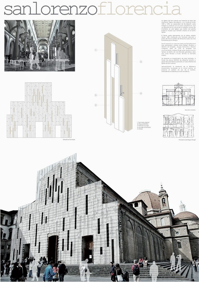 Cosentino design challenge 2014 edici n 8 aib architecture - Escuela superior de arquitectura de san sebastian ...