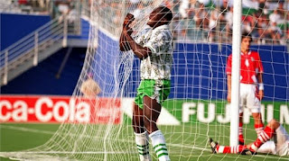 VIDEO: NFF pays emotional tribute to Super Eagles top scorer Rashidi Yekini who died on this day