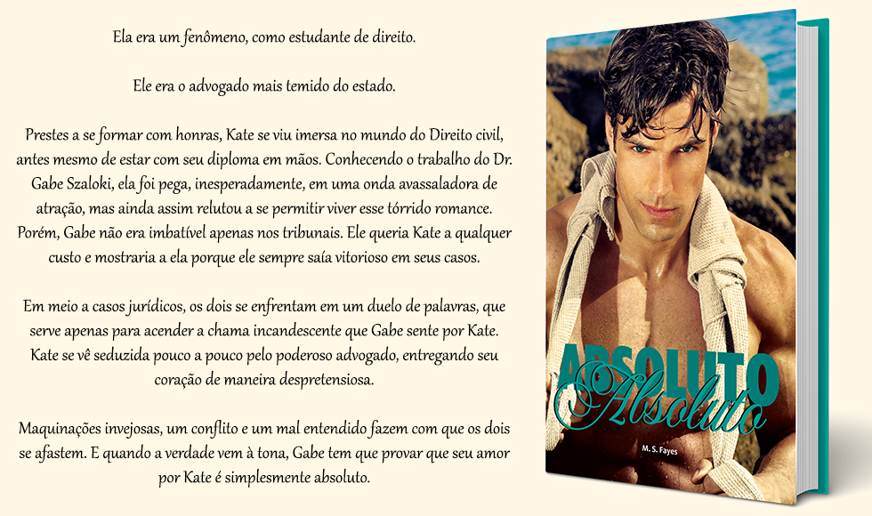 Absoluto, M. S. Fayes, livro, capa, sinopse