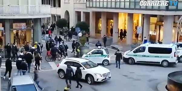 Arrestata baby gang che prese parte alla maxi rissa di Gallarate nel Gennaio scorso [VIDEO]