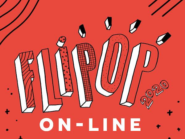 4ª FLIPOP - Festival de Literatura Pop
