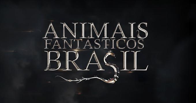 Bem Vindo ao Novo Animais Fantásticos Brasil!