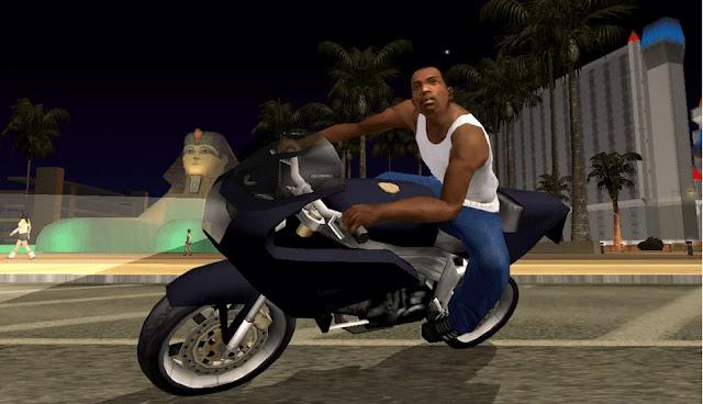 تحميل لعبة GTA San Andreas للاندرويد كاملة 2020 مجانا