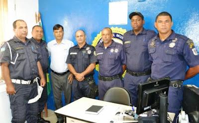 Guarda Civil Municipal de Quissamã (RJ) conhece etapas administrativas e operacionais de São João da Barra