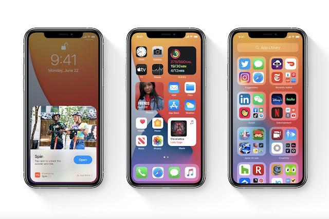 Cara Dapatkan iOS 14 Ke iPhone Anda