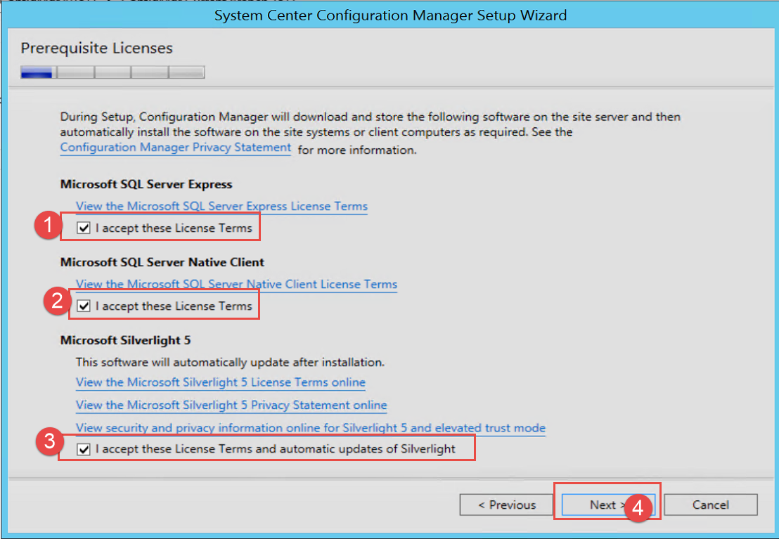 Upgrading Configuration Manager 2012 R2 SP1 to Configuration