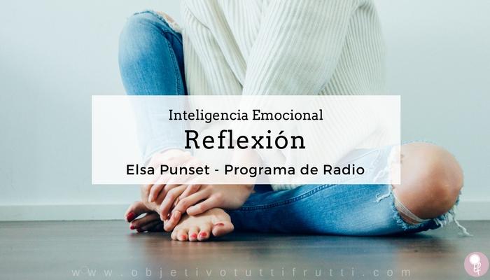 Inteligencia Emocional entrevista Elsa Punset