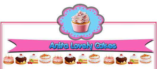 Anita Lovely Cakes: Moist Chocolate Cake with Fresh Strawberry.