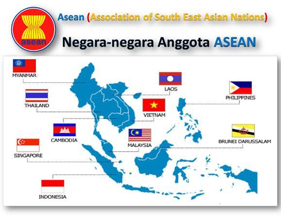 Association of South East Asian Nations ASEAN, Perhimpunan Bangsa-Bangsa Asia Tenggara
