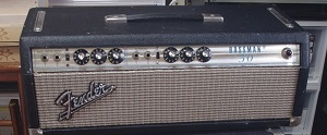 Fender Bassman 50 Head