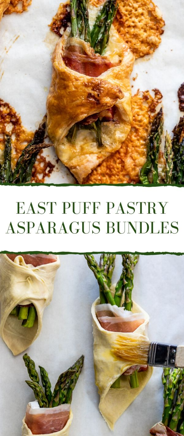 Easy Puff Pastry Asparagus Bundles #Easy #Puff #Pastry #Asparagus #Bundles Healthy Recipes Easy, Healthy Recipes Dinner, Healthy Recipes Best, Healthy Recipes On A Budget, Healthy Recipes Clean, Healthy Recipes Breakfast,
