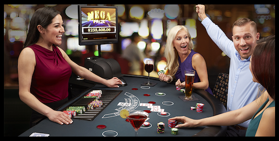 Permainan Blackjack Dengan Taruhan Pinggir