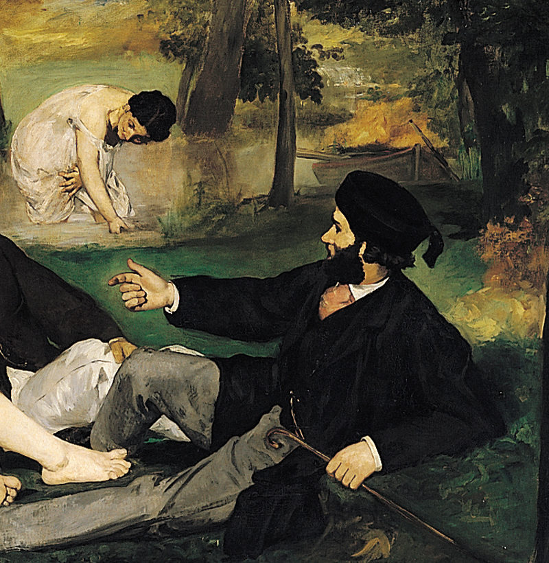 the french painter edouard manet