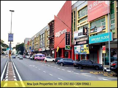 IPOH FAIR PARK SHOP FOR RENT ( C02372 ) - RM1,630/mth (NEG)