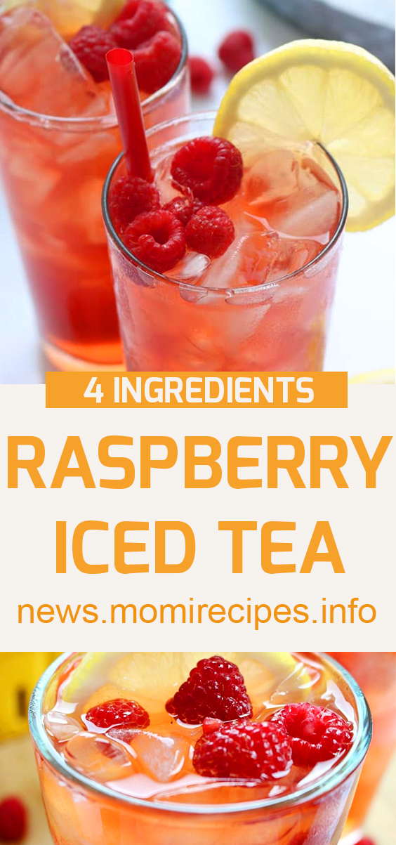 Raspberry Iced Tea | drink recipes, cocktail recipes, cocktail, martini recipe, margarita recipe, mixed drinks, punch recipes, vodka cocktails, mixed drink recipes, cocktail drinks, cocktail mixer, cocktail ingredients, best mixed drinks, fruity mixed drinks, rum cocktails, good mixed drinks, easy cocktail recipes, alcoholic drink recipes, popular mixed drinks, tequila cocktails, beverage recipes, easy mixed drinks, best cocktails, cocktail drink recipes, vodka martini recipe, martini, summer cocktails, simple cocktail recipes, vodka mixed drinks, champagne cocktail. #drinkrecipe #healthydrink #raspberryicedtea #raspberry