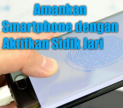 Cara aktifkan fingerprint samsung j7