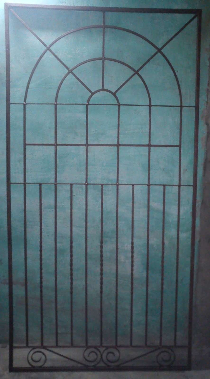 Jbl Fabrication Window Grill Workshop Vasai West Window