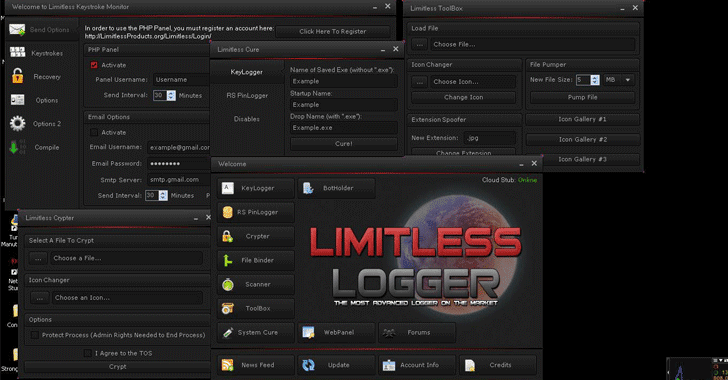 Student Faces 10 Years In Prison For Creating And Selling Limitless Keylogger